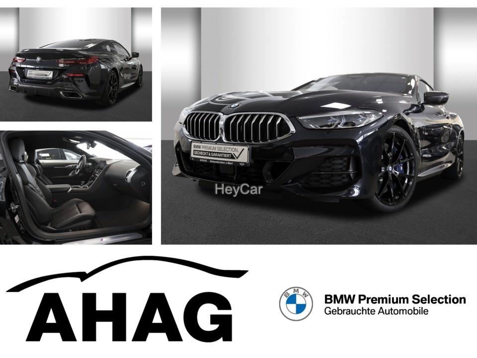 BMW 840d xDrive Coupe M Sport Standheiz UPE 137TEuro, Jahr 2020, Diesel