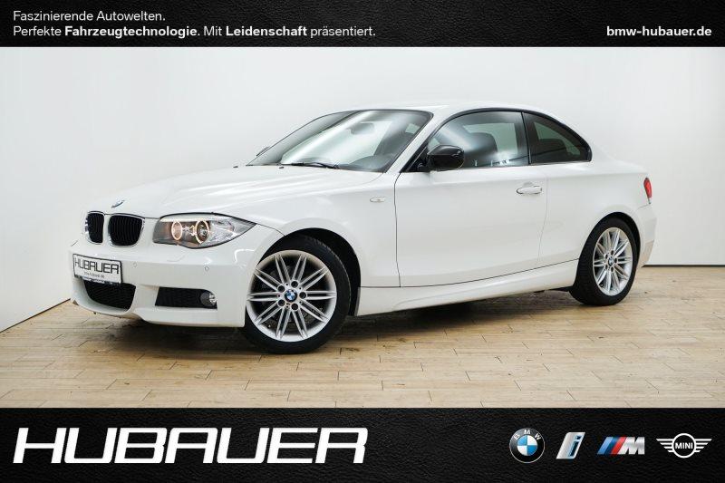 BMW 120d Coupé [Edition Sport, Navi, AHK, SHZ Xenon], Jahr 2013, diesel