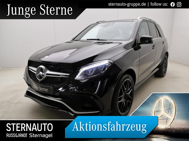 Mercedes-Benz GLE 63 AMG S 1.000EUR SOFORTBONUS KAUF BIS 15.4., Jahr 2015, Benzin