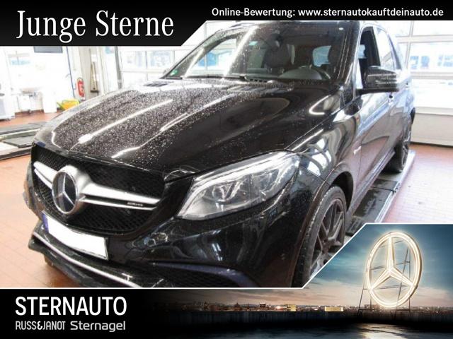 Mercedes-Benz GLE 63 S 4M ActiveCurve Pano Distro AHK Memory Sou, Jahr 2015, petrol