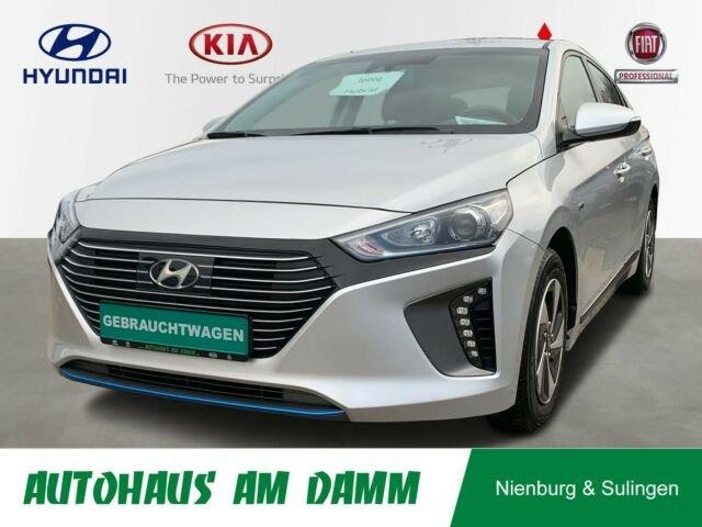 Hyundai Ioniq Hybrid Trend, Jahr 2017, Benzin