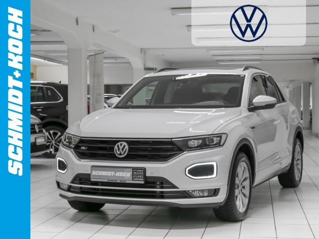 Volkswagen T-Roc 1.5 TSI ACT OPF Sport R-LINE, eSD, LED, Navi, Jahr 2019, Benzin