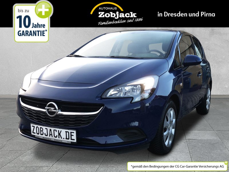 Opel Corsa-E 5-trg. Selection 1.2 Klima,Allwetter, Jahr 2018, Benzin