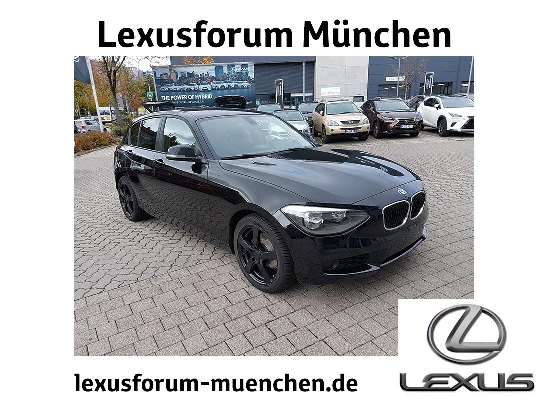 BMW 114i *Big Deal+5nJ-Garantie, Jahr 2012, Benzin