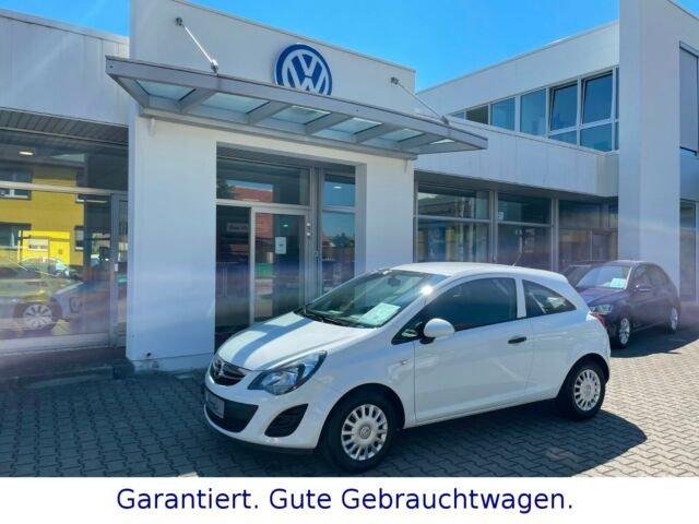 Opel Corsa 1.2 Selection Klima, Jahr 2014, Benzin