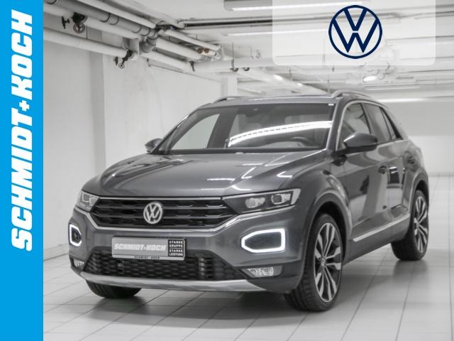 Volkswagen T-Roc 2.0 TSI Sport eSD, DSG, LED, Navi Leder, 19, Jahr 2018, Benzin