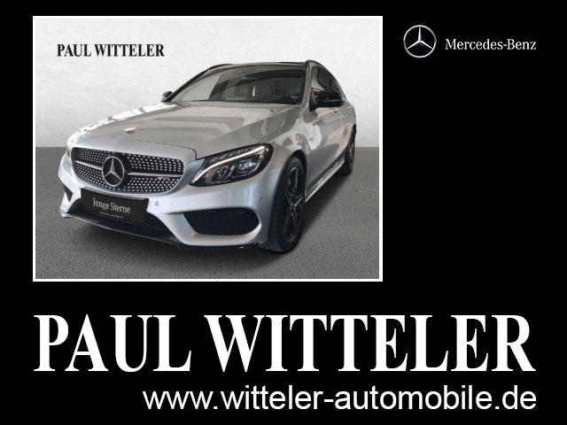 Mercedes-Benz Mercedes-AMG C 43 4M T Night/Comand/Pano-Dach, Jahr 2017, Benzin