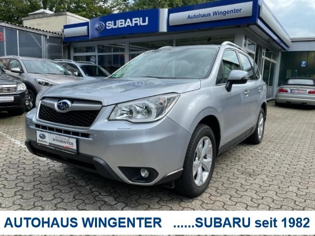 Subaru Forester Exclusive 2.0 D*1:Hand*AHK*Top-gepflegt, Jahr 2014, Diesel
