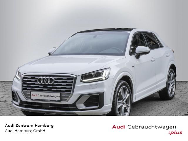 Audi Q2 1,4 TFSI COD sport 6-Gang S LINE VIRTUAL PANO AHK, Jahr 2017, Benzin