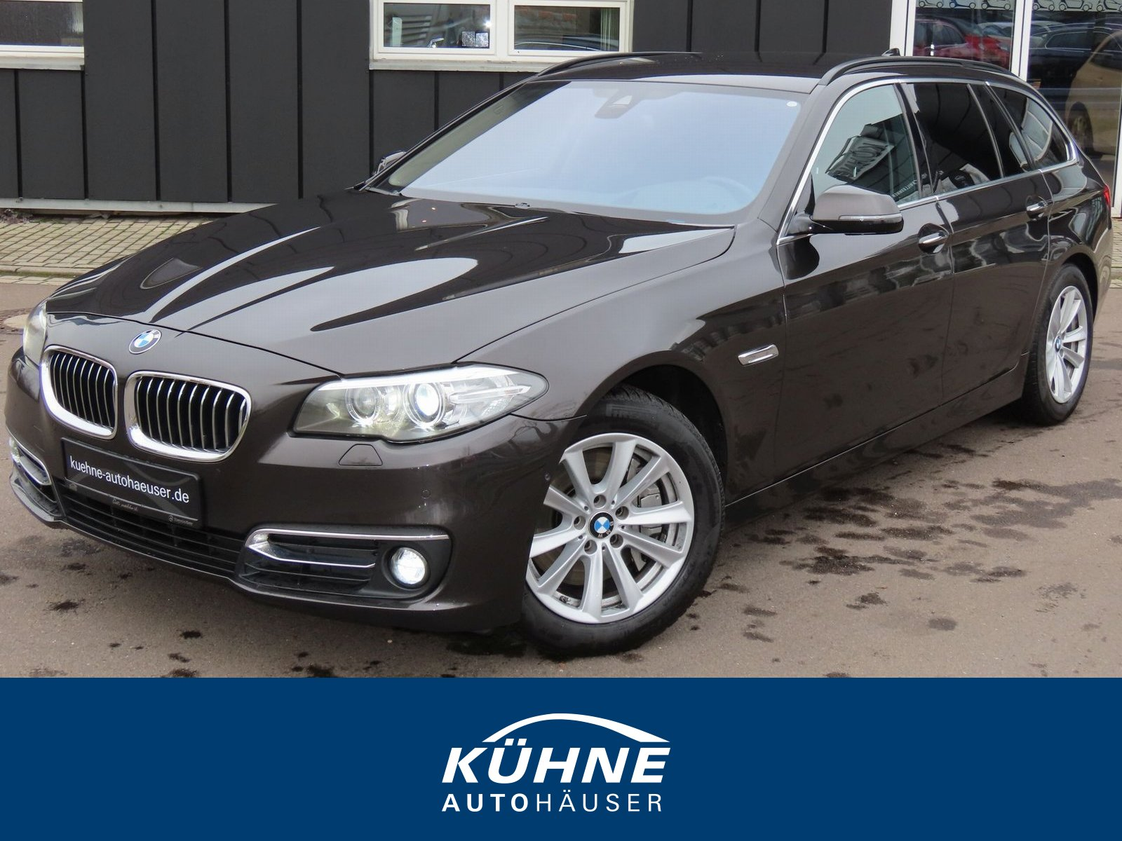 BMW 535 d Touring xDrive DPF Allrad+Head.+Kamera+AHK, Jahr 2016, Diesel