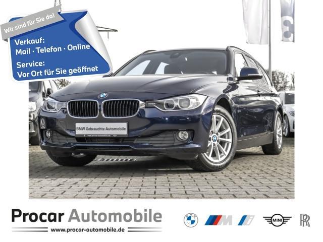 BMW 318d Touring F31 // Navi AHK Xenon Panorama HiFi, Jahr 2015, Diesel
