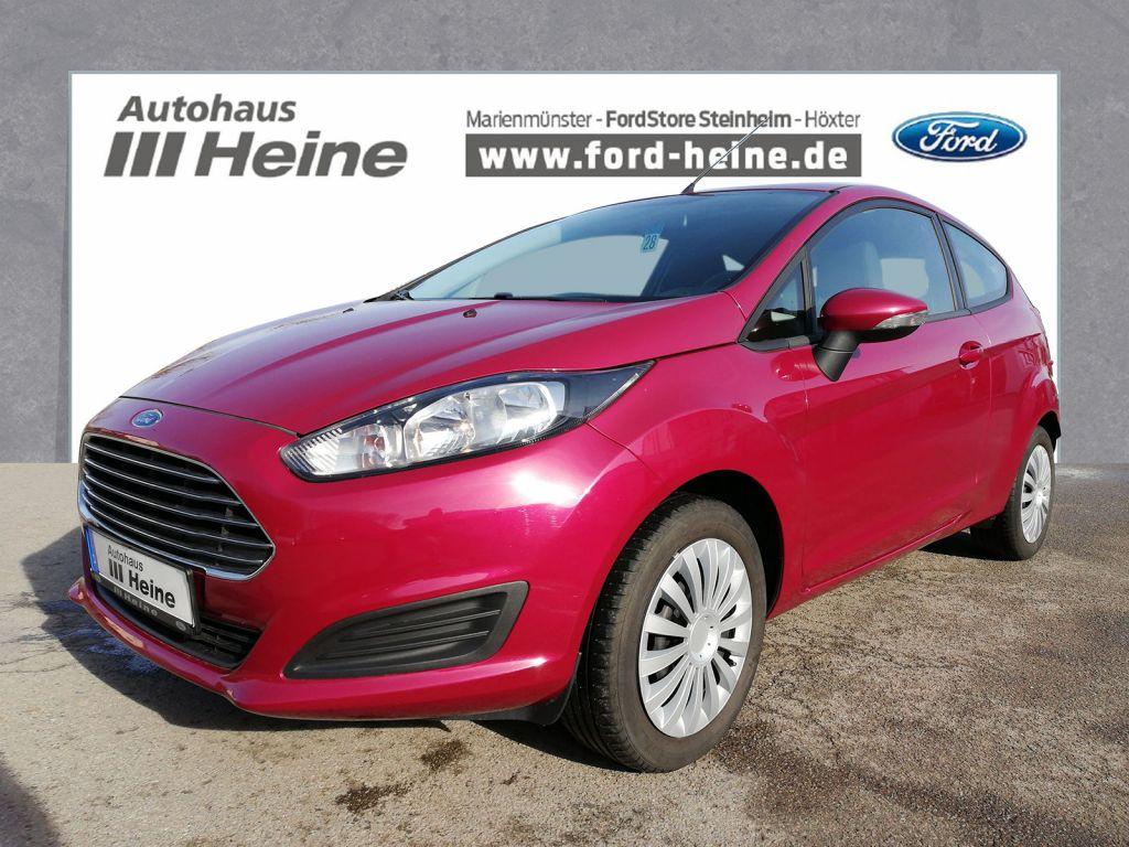Ford Fiesta 1.25 Trend, Jahr 2013, Benzin
