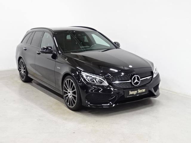 Mercedes-Benz AMG C 43 AMG 4M T Night/19''/LED/360°Kamera/Coma, Jahr 2016, Benzin