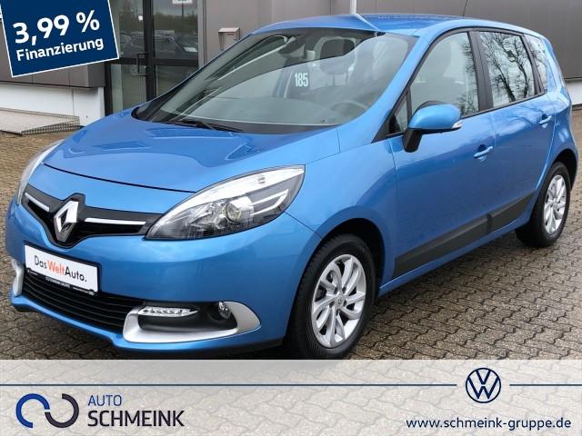 Renault Scenic 1.6 Navi Bluetooth Einparkhilfe, Jahr 2013, Benzin