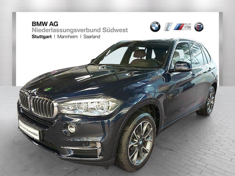 BMW X5 xDrive30d Head-Up HiFi LED Spurwarng. RFK, Jahr 2017, Diesel