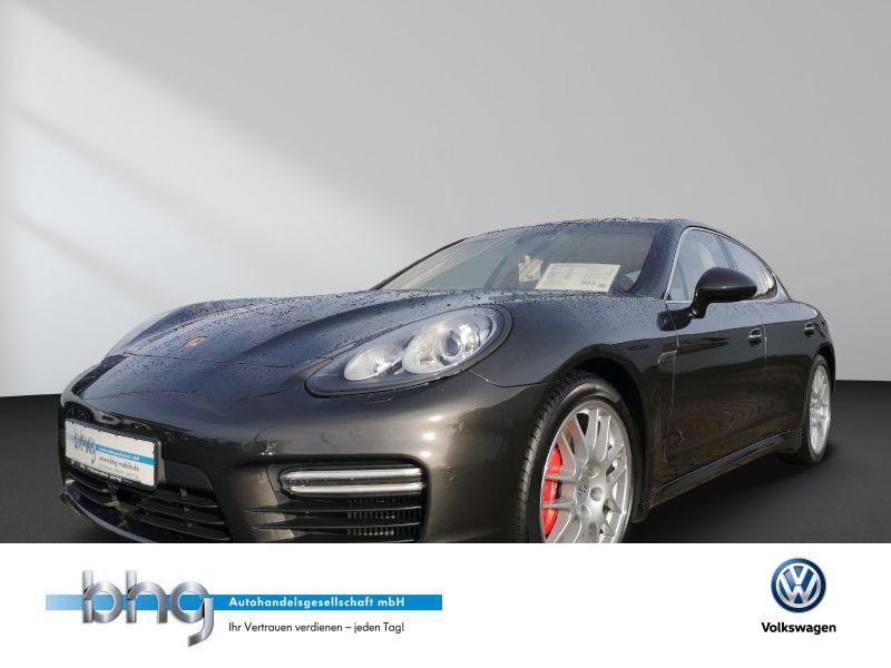 Porsche Panamera Turbo PDK Approved 07.2021 ACC ParkAssist Leder Glasdach, Jahr 2013, Benzin