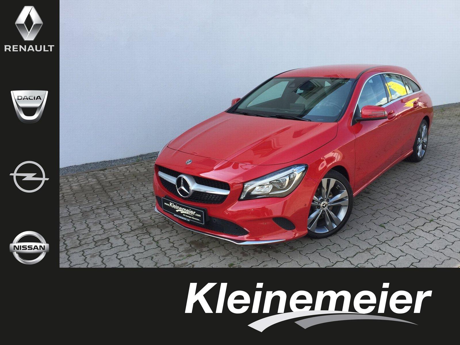 Mercedes-Benz CLA 200 Shooting Brake Urban*Navi*RFK*SZH*Keyles, Jahr 2017, Benzin