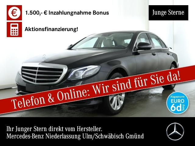 Mercedes-Benz E 450 4M Exclusive Wide.COMAND.SHD.Multi.Spiegel, Jahr 2018, Benzin