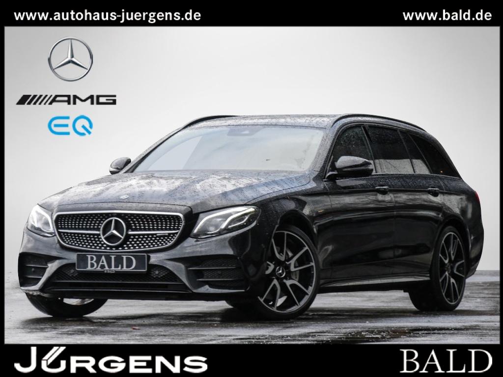 Mercedes-Benz E 53 AMG 4M+ T Comand/Wide/ILS/360/Pano/Night/20, Jahr 2019, Benzin