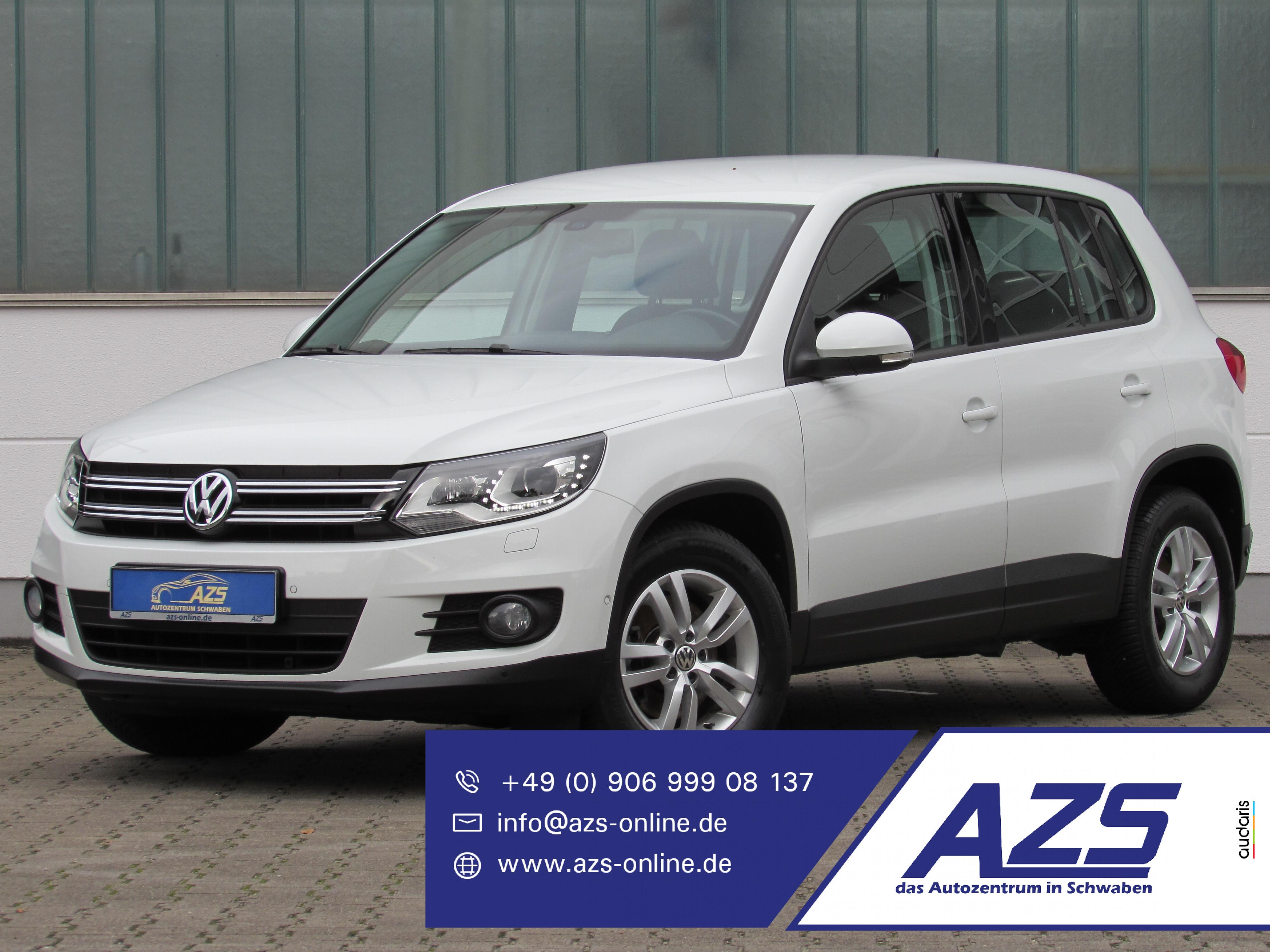 Volkswagen Tiguan 2.0 TDI   AZS-SICHERER-ONLINE-KAUF, Jahr 2014, Diesel