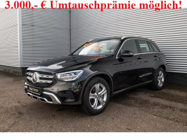 Mercedes-Benz GLC 220 d 4M+Navi+AHK+Business-P+LED+MBUX+8f Alu, Jahr 2019, Diesel