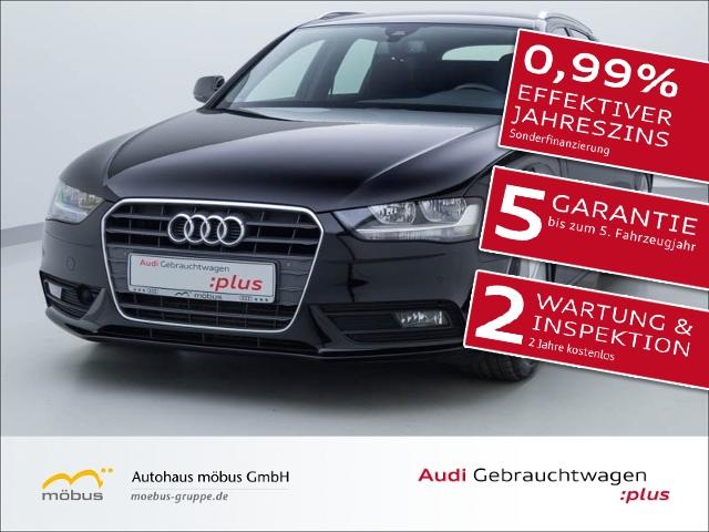 Audi A4 Avant Ambition 3.0 TDI multitronic, Jahr 2014, Diesel