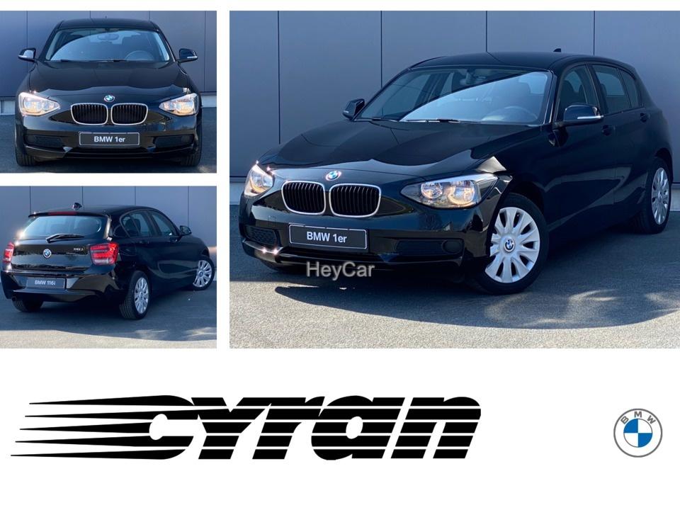 BMW 116i Klima PDC Armauflage, Jahr 2013, Benzin