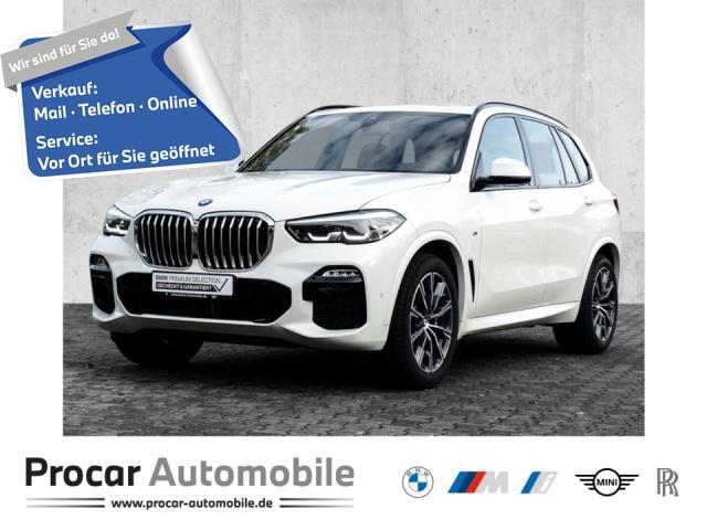 BMW X5 xDrive30d M-SPORT+HUD+PANO+AHK+LED+ASSISTENZ, Jahr 2019, Diesel