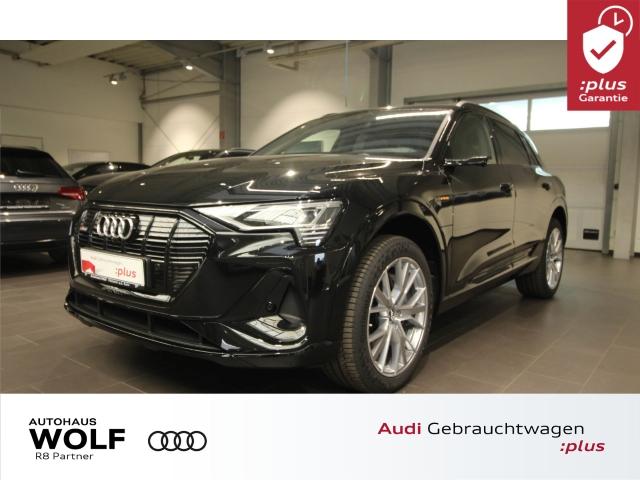 Audi e-tron 50 quattro S-tronic S-line ACC Matrix LED, Jahr 2020, Elektro