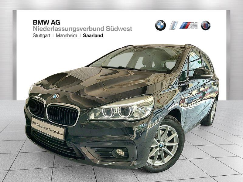 BMW 218d Active Tourer Advantage LED Navi Tempomat, Jahr 2017, Diesel