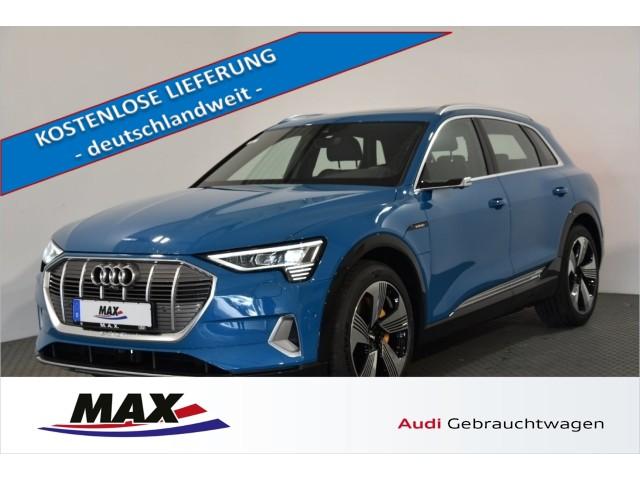Audi e-tron EDITION ONE ADVANCED 55 MATRIX+PANO+B&O+VC, Jahr 2019, Elektro