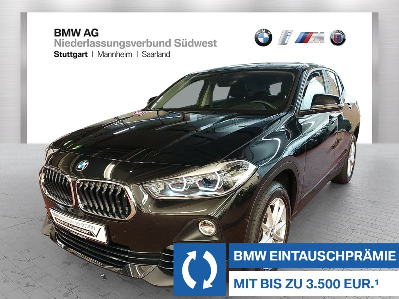 BMW X2 sDrive18i Advantage LED Navi Tempomat Shz, Jahr 2019, Benzin