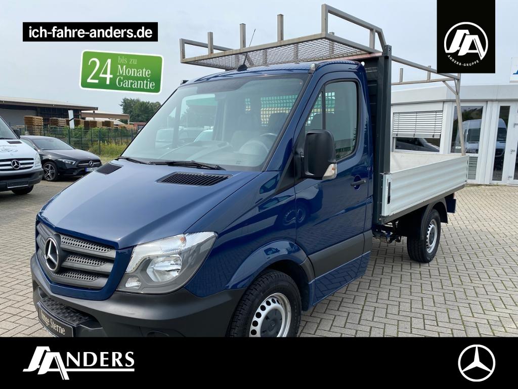 Mercedes-Benz Sprinter 313 Pritsche AHK*Leiterträger*Garantie, Jahr 2015, Diesel