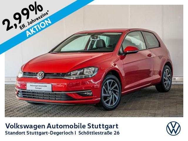 Volkswagen Golf VII 1.0 TSI Comfortline Navi Tempomat, Jahr 2017, Benzin