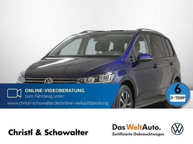 Volkswagen Touran United 1.5 TSI DSG 7-Sitzer Bluetooth Navi, Jahr 2020, Benzin