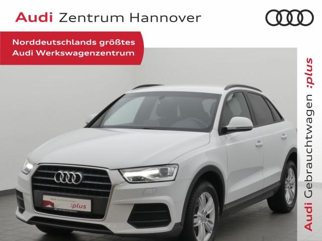 Audi Q3 2.0 TDI Navi, Xenon, AHK, Einparkhilfe, Jahr 2017, Diesel