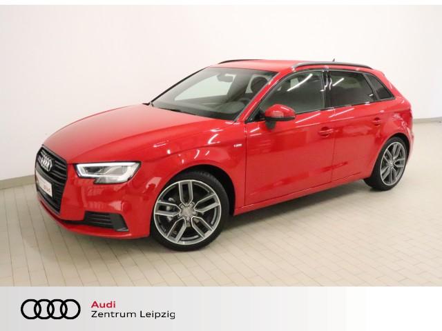 Audi A3 Sportback 30 TFSI sport *S-line*LED*Navi*AHK*, Jahr 2019, Benzin