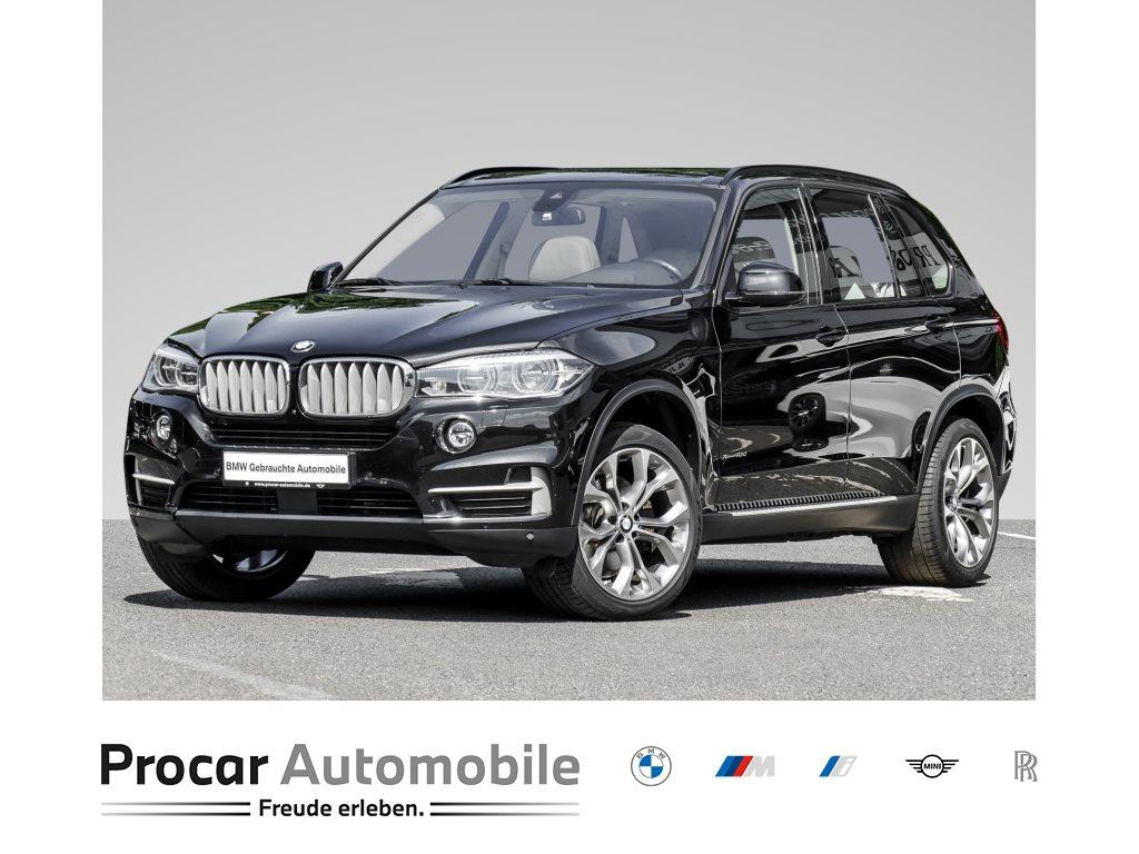 BMW X5 xDrive40d NAVI+AHK+HUD+DAB+HIFI+RFK+PANO.DACH+ADAP.LED++++, Jahr 2018, Diesel
