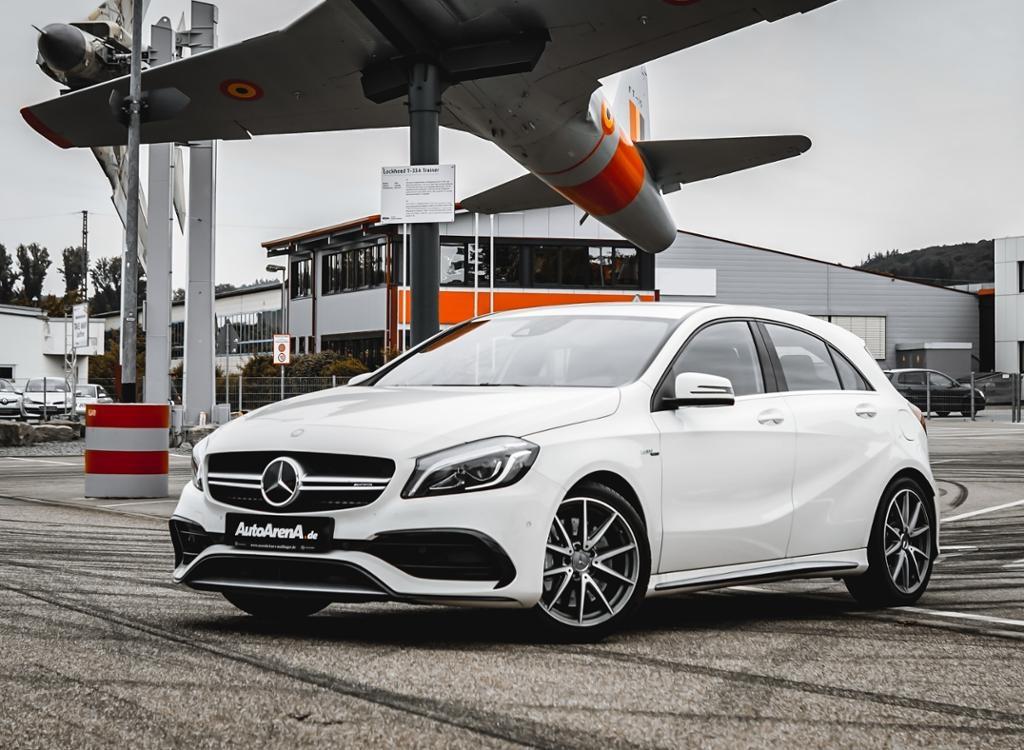 Mercedes-Benz A 45 AMG 4matic **COMAND/Distronic/Kamera, Jahr 2016, Benzin