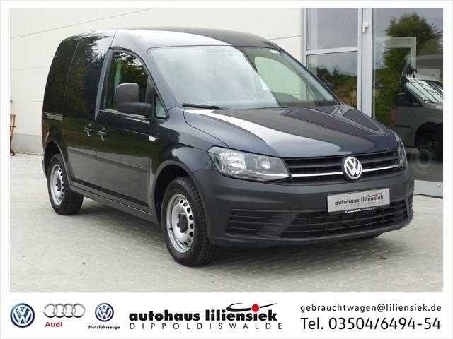 Volkswagen Caddy Kasten 1.6 TDI EcoProfi *ZV*EFH*, Jahr 2015, Diesel
