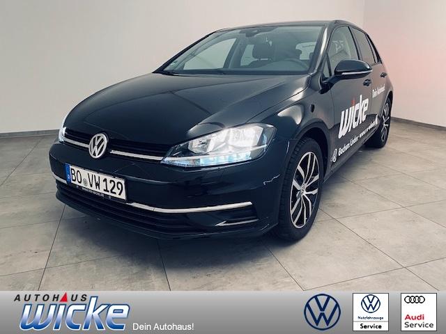 """Volkswagen Golf """"IQ.Drive"""" 1.0 l TSI OPF Navi App-Connect, Jahr 2019, petrol"""