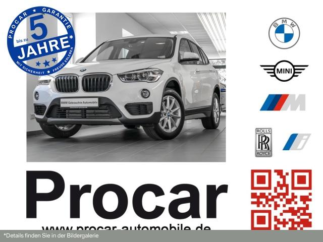 BMW X1 xDrive20i A Advantage Aut. Klimaaut. PDC ab1%, Jahr 2017, Benzin