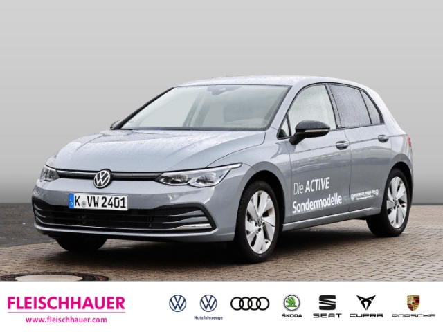 Volkswagen Golf VIII Life eTSI 1.5 Active Headup IQ.Light DSG, Jahr 2020, Benzin