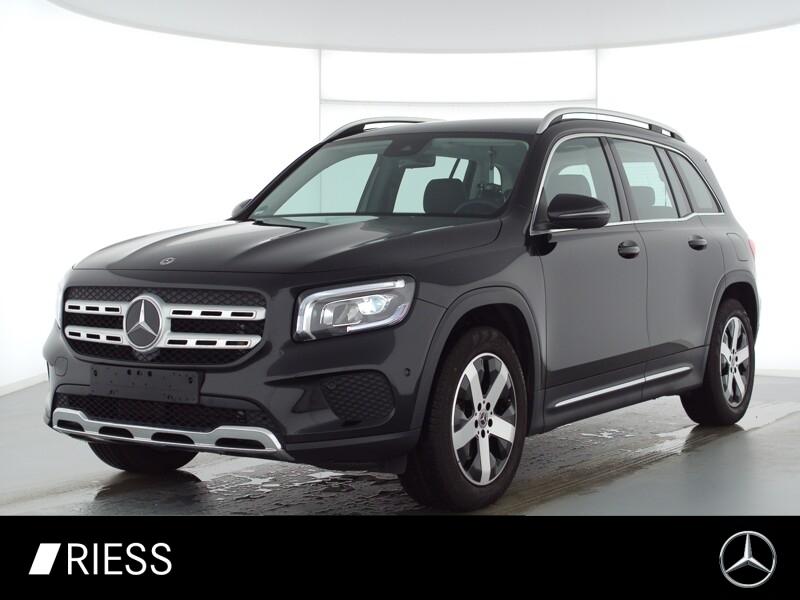 Mercedes-Benz GLB 200 Progressive+MBUx+LED+PDC+Kamera+Business, Jahr 2019, Benzin