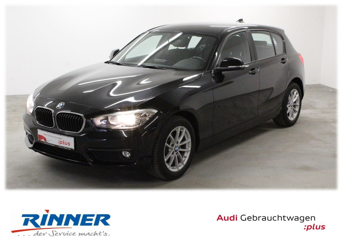 BMW 116 Advantage, Jahr 2015, Benzin