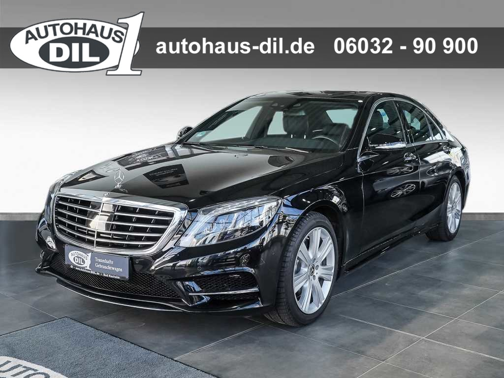 Mercedes-Benz S 350 d * 4Matic * 9G * *AMG*DTR+Q*360°* Pano*LED*, Jahr 2016, Diesel