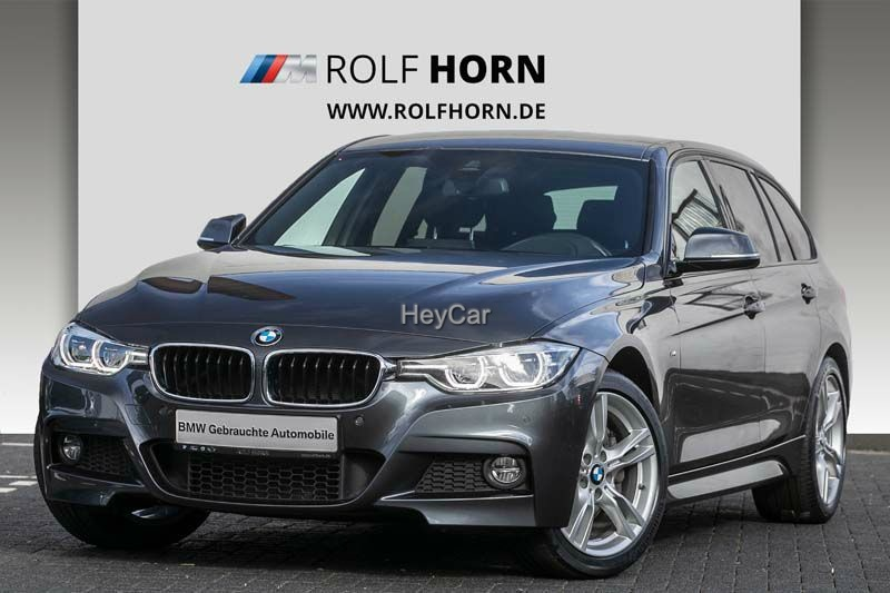 BMW 340i xDrive Touring Sport Line Automatic HUD AHK, Jahr 2017, Benzin
