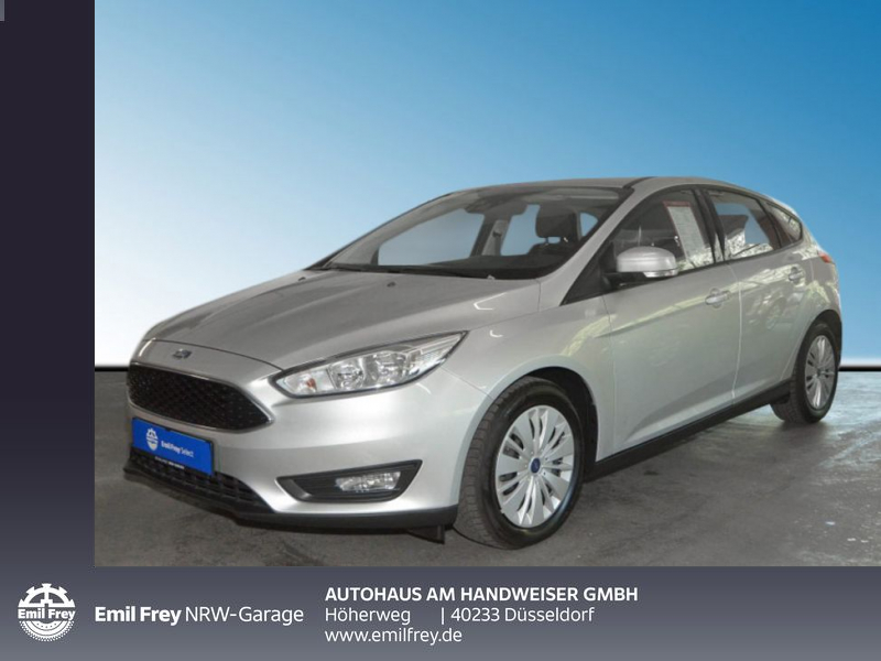 Ford Focus 1.0 EB Business Edition, Schiebedach, Navi, Jahr 2017, Benzin