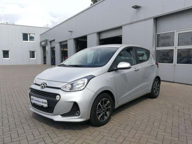 Hyundai i10 1.0 M/T Sonderedition YES! 1.0, Jahr 2017, Benzin