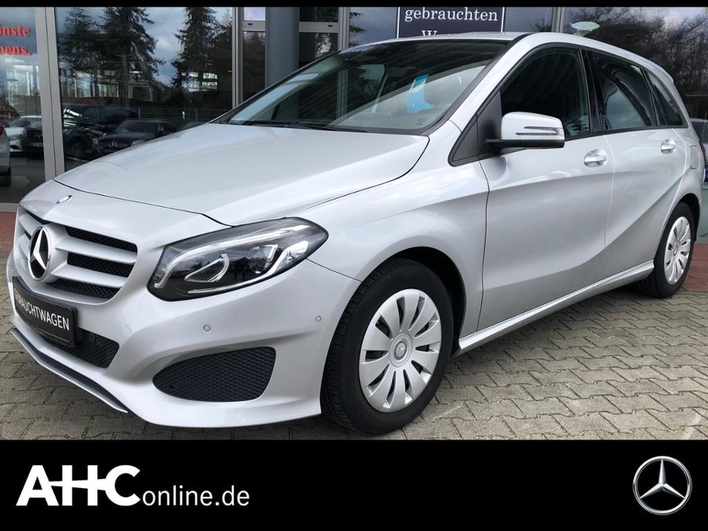 Mercedes-Benz B 220 CDI BE LED+NAVI+PARK-ASSISTENT/KAMERA+SH.., Jahr 2014, Diesel